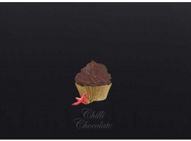 Chilli Chocolate Cupcake